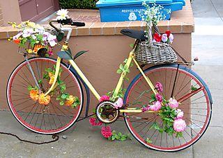 Flower_bike