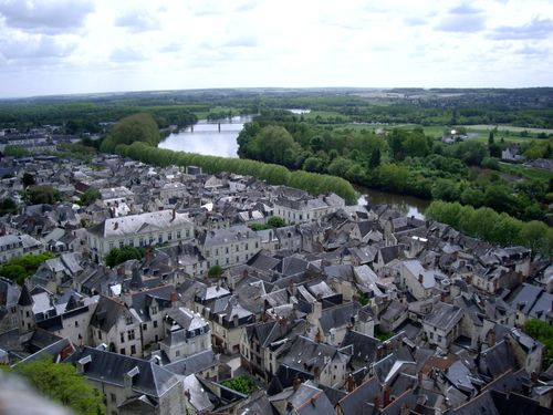 Chinon_Tower_View