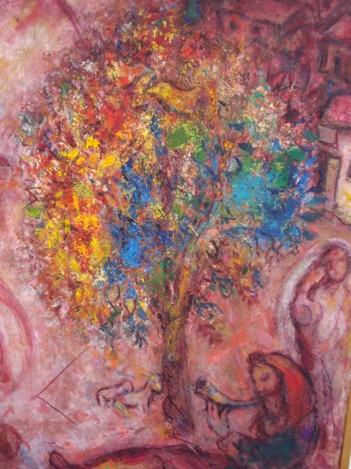 Chagall_Tree