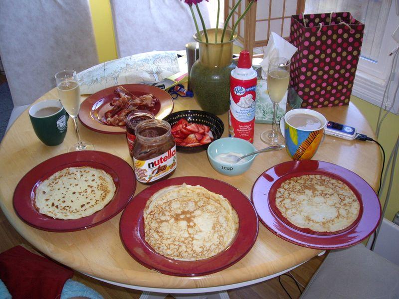 Crepesforbreakfast