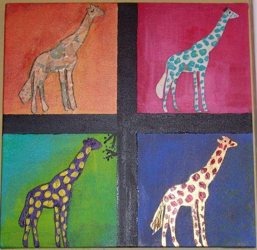 Les_quatres_girafes